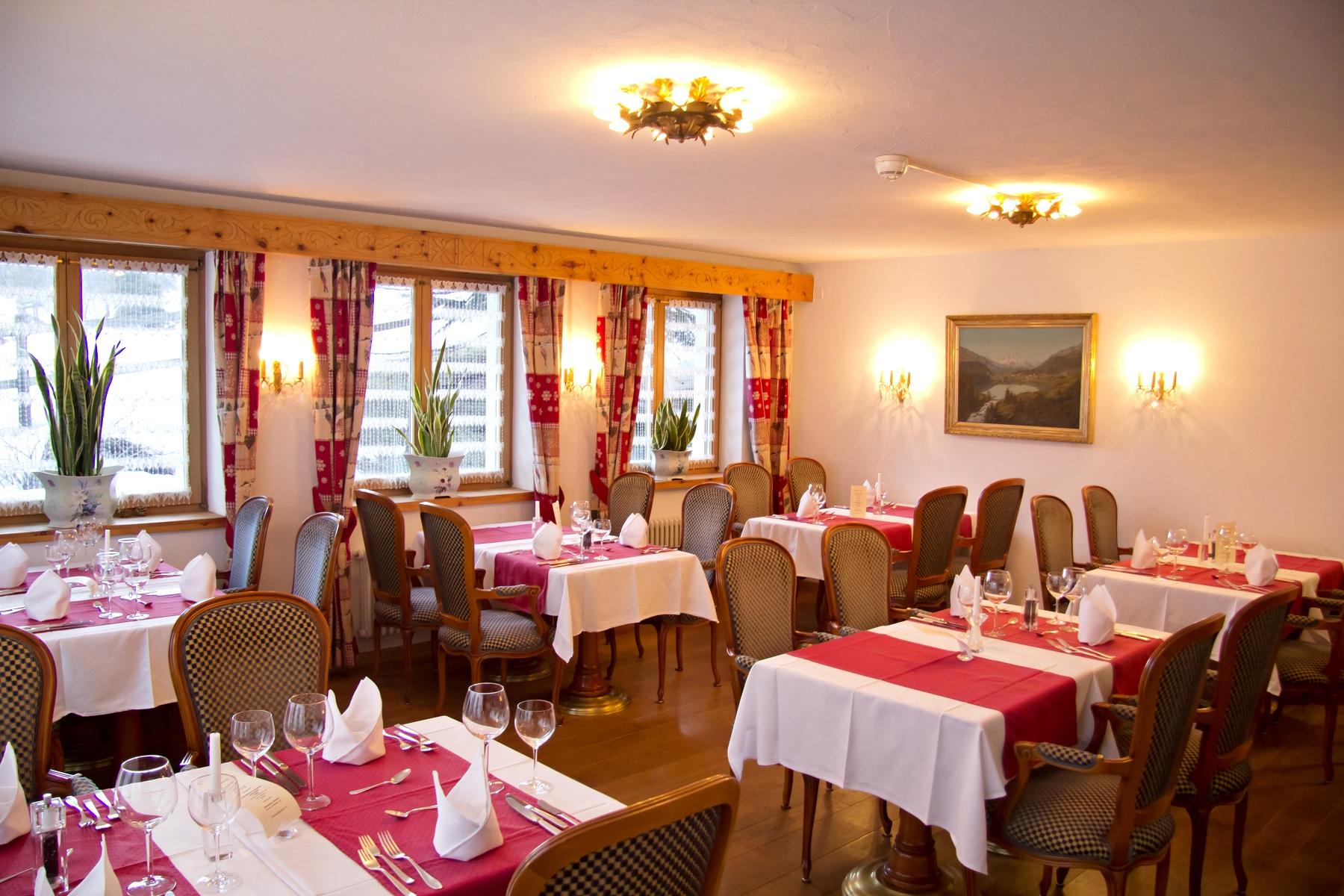 Hotel Nolda St. Moritz Restaurant